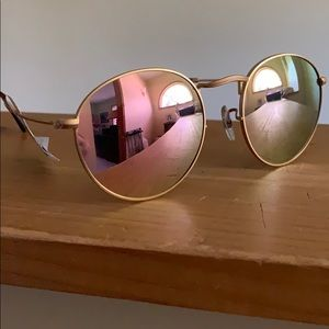 Accessories - Mirrored sunglasses
